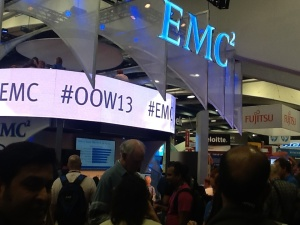 EMC at #oow13